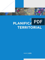 Guia de Planificacion Territorial