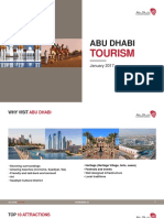 Abu Dhabi Toursim Documents