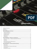 EMotion LV1 Quick Start Guide