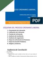 Proceso Ordinario Laboral