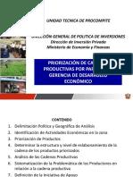 PPT Priorizacion de Cadenas Productivas_v2