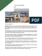 LNG Facility Cost