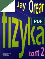 Fizyka - 2 - Orear BH