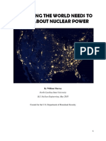 Nuclear Science Crash Course for Real