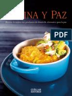 Libro Cocina y Paz 2