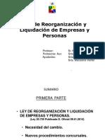 Comercial III Nueva Ley Blanco y Negro