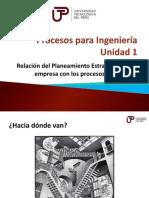 Procesos Para Ingenieria - Planeamiento Estratégico
