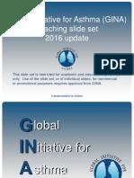 GINA 2016 Teaching Slide Set