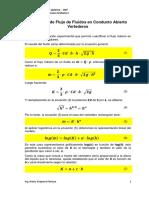 PCA 02 Medidores en Conducto Abierto