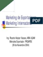 Marketing y Estrategias