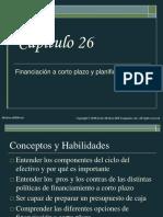 Chap 26 Financiamiento y Planeacion a Corto Plazo (1)