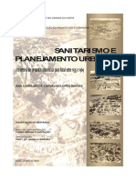DISSERTAÇÃO - Sanitarismo e Planejamento Urbano