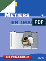 Kit Pedagogique Metiers en Images