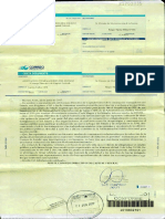 Carta documento de ATE
