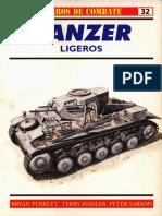 Osprey - Carros de Combate 32 - Panzer Ligeros