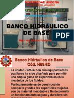 Banco Hidraulico(UANCV)