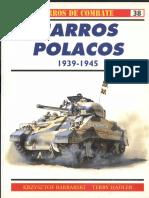 Osprey - Carros de Combate 38 - Carros Polacos 1939-1945