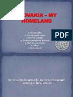 Slovakia and Nitra