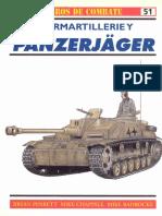 Osprey - Carros de Combate 51 - Sturmartillerie and Panzerjager