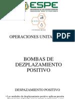 Bombas de Desplazamiento(Con Introducción)
