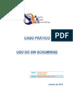 Exemplo Prático - Uso de Software Gratuito - Scrumwise