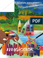 2° Folleto Magicolor. 3D