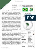 Brasil - Wikipedia, la enciclopedia libre.pdf