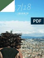 Brest. La saison 2017-2018 du Quartz