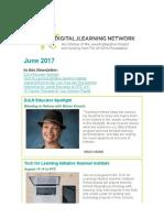 DJLN June 2017 Newsletter