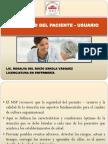 Seguridad Del Paciente - Usuario