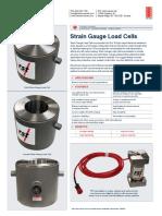 Strain Gauge Load Cells LPB0005I