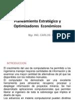 Modelamiento Tecnico Economica
