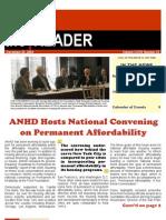 the ANHD Inc. Reader Dec 22, 2009