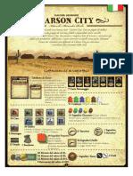 CarsonCity Manuale ITA v1.0
