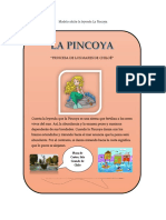 Modelo Afiche La Leyenda La Pincoya