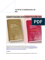 Lectura 3 de La Constitución