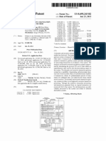 "U.S. Pat. 8,495,243, entitled, ""Dynamic and Recursive Transaction Gateway System"", issued July 23, 2013."