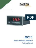 BX11 Technical Manual en v1.4 (1)
