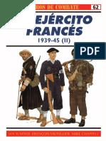 Osprey - Carros de Combate 62 - El Ejercito Frances 1939-45 (II)