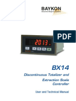 BX14 User&Technical Manual en v1.3 (1)