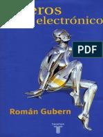 El eros electrónico - Roman Gubern.pdf
