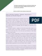 FIGUERAS, M. Sobre La Literatura Fantástica