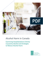 Report Alcohol Hospitalizations en Web