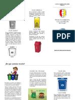 Proyecto de Reciclaje