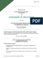 Submarine of the Future