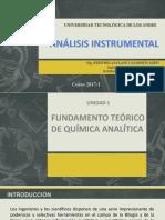 Clase I-Analisis Instrumental
