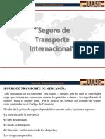 Seguros de Transporte Internacional Clase