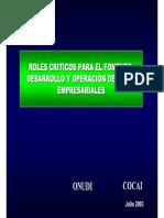 Dia 3-4 Roles Criticos El Gerente