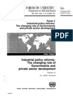 UNIDOpolicy Reforms