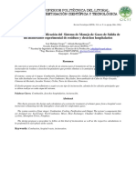Cálculo, Diseño y Verificación Del Sistemax